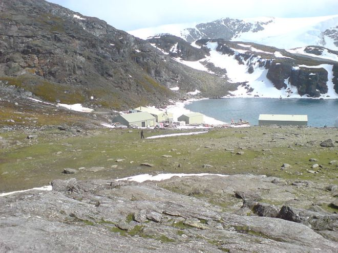 signy research station