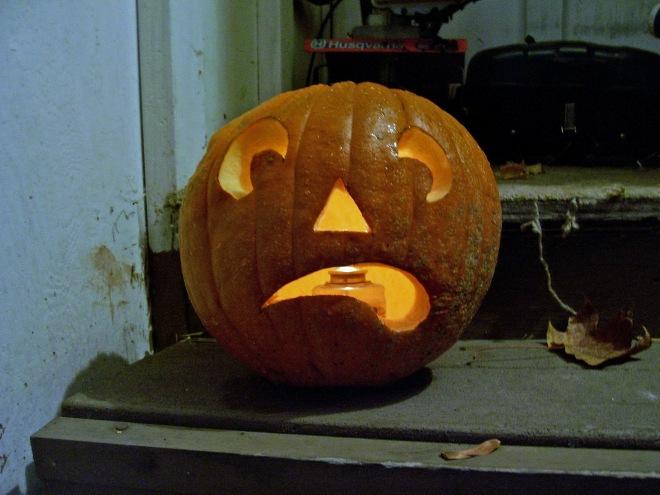 Pumpkins are pepos.
