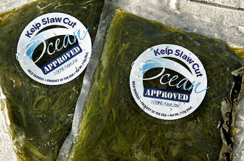 Eat more kale...er, kelp.