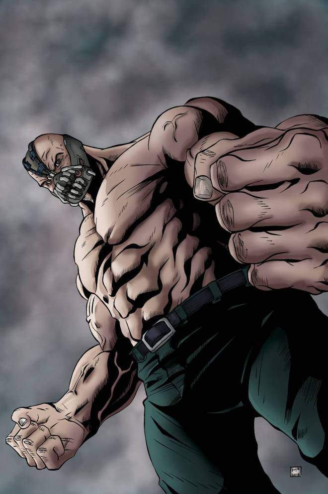 What do you fear the most? Batman villian, Bane, or baneberry? (photo credit: Comic Vine)